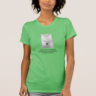 Anne of Green Gables No Mistakes Yet T-Shirt