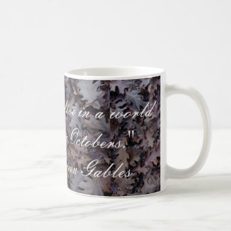 Anne of Green Gables Quote Mug