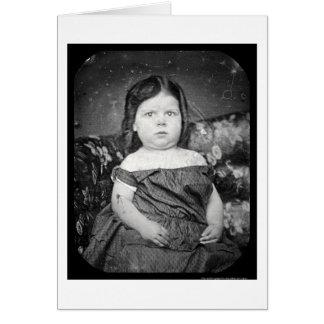 Anne Roberts Daguerreotype 1857 Card