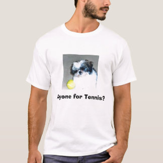Annebelle2, Anyone for Tennis? T-Shirt