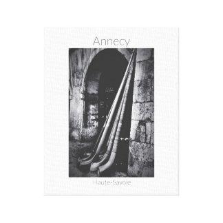 Annecy - Fête des Alpages Canvas Print
