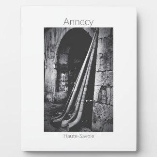 Annecy - Fête des Alpages Plaque with Easel