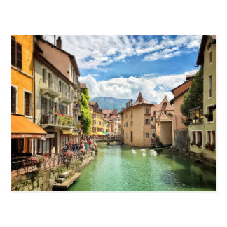 Annecy Postcard