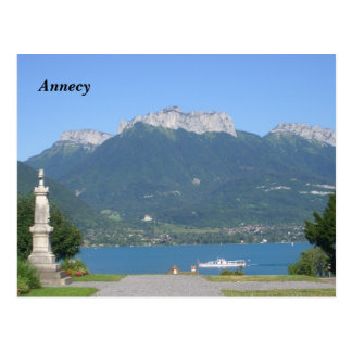 Annecy - postcard