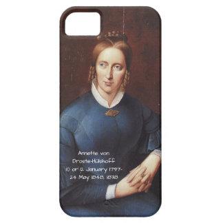 Annette von Droste-Hulshoff 1838 iPhone 5 Cover