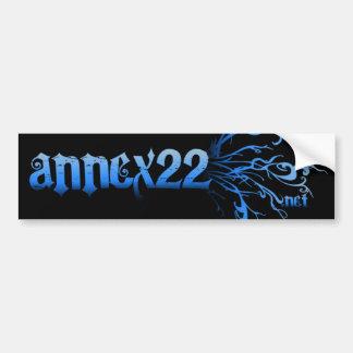 Annex22 Vines Bumper Sticker Car Bumper Sticker
