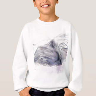 Annie first and last days sweatshirt