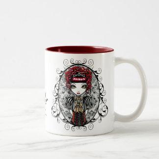 Annie Gothic Victorian Fae Mug