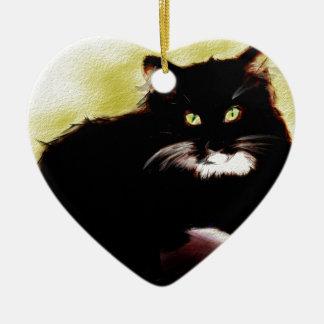 Annie what happens ceramic heart decoration