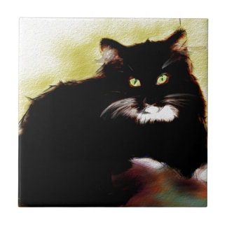Annie what happens small square tile