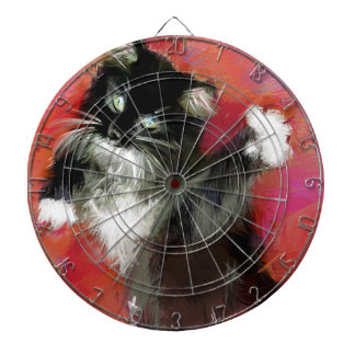 Annies love of life dartboard