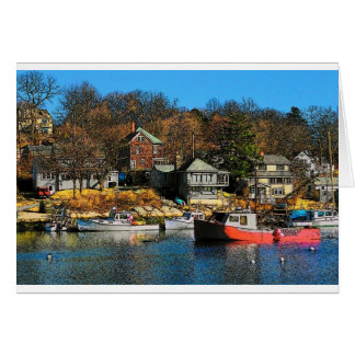Annisquam Harbor Card