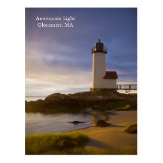 Annisquam Light Gloucester, MA Postcard