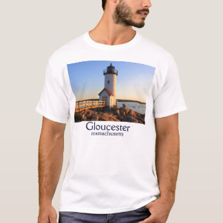 Annisquam Lighthouse Gloucester T-Shirt