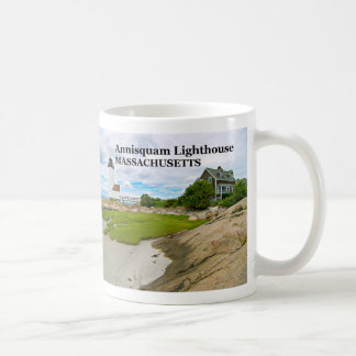 Annisquam Lighthouse, Massachusetts Mug