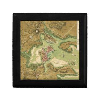 Anniv of Paul Revere's Ride. Boston in 1776 Gift Box