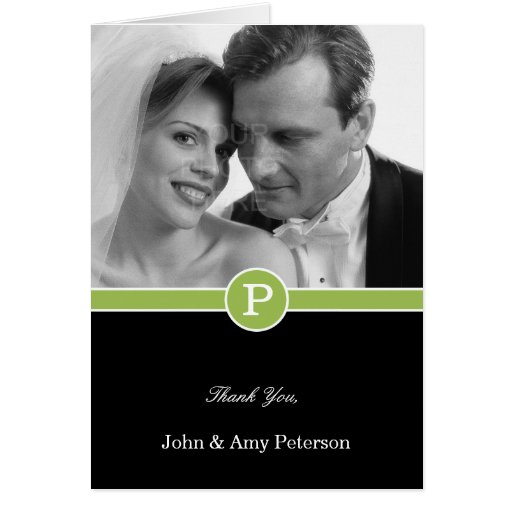 Anniversary Band Thank You Cards