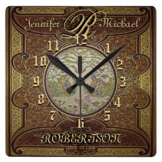 Anniversary Clock Vintage Look