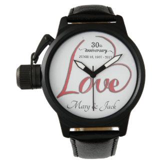 Anniversary Couple watch Z07-W