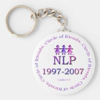 Anniversary Key Chain