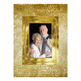Anniversary Wedding - SRF Custom Invitations