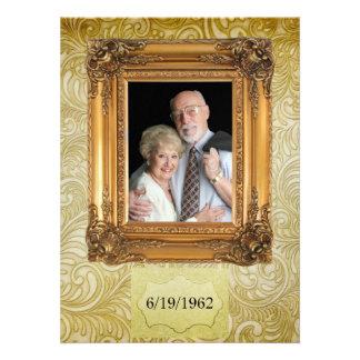 Anniversary Wedding - SRF Custom Announcements