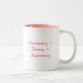 Annivorcey Mug