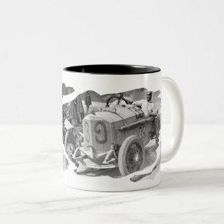 Anno 1922 Targa Florio Two-Tone Coffee Mug