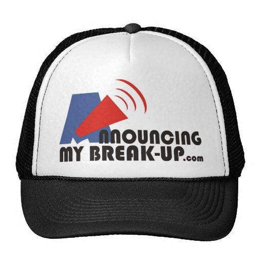 Announcing My Break-up Hat
