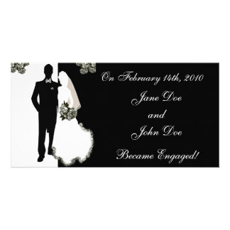 Announcing Our Engagement Cards Custom Photo Card