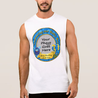 Announcing Stradling Family Baby Boy Clothing Sleeveless Shirts