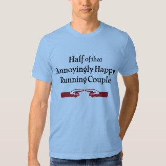 Annoying Running Couple T-shirt