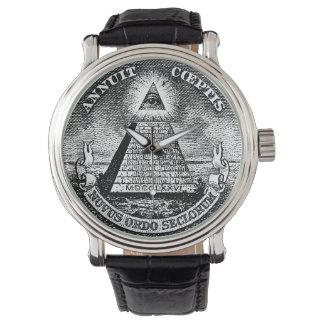 Annuit Coeptis Watch