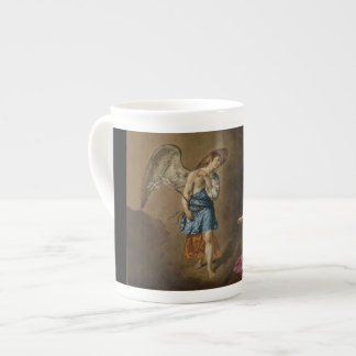Annunciation Angel and Mary Tea Cup