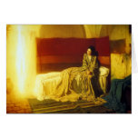 Annunciation - H.O. Tanner Greeting Card