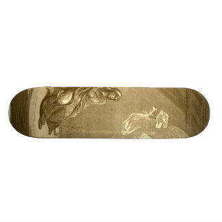 Annunciation of Blessed Virgin Mary 20 Cm Skateboard Deck