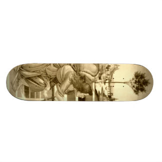 Annunciation of Blessed Virgin Mary 21.3 Cm Mini Skateboard Deck