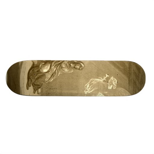 Annunciation of Blessed Virgin Mary Skate Board
