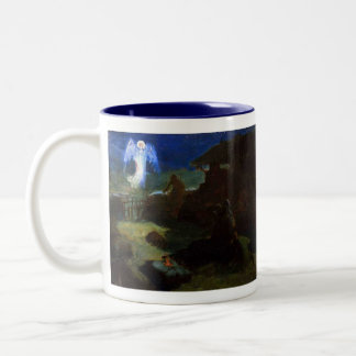 Annunciation to the Shepherds Mug