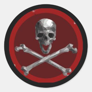 Anoikis Outlaws Corp Logo Sticker [Polygon]