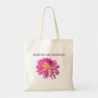 Anointed And Appointed Budget Tote Bag