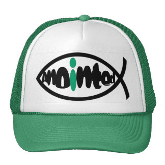 Anointed (green) cap