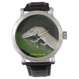 Anole Watch: Anolis occultus Wrist Watches
