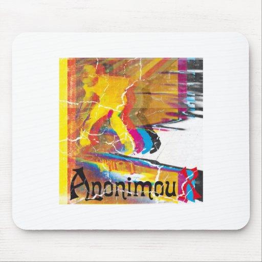 AnonimouX Pop Art Mousepad