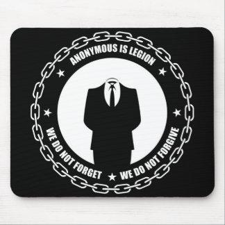Anonymous Chain Mousepad