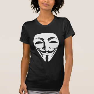 anonymous face tees