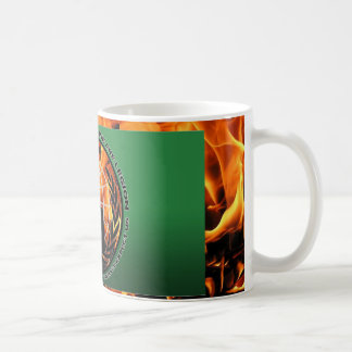 anonymous fire basic white mug