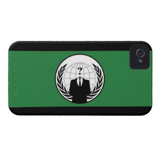 Anonymous Flag Blackberry Bold Case