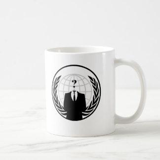 Anonymous International Logo Mugs