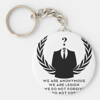 Anonymous Key Ring